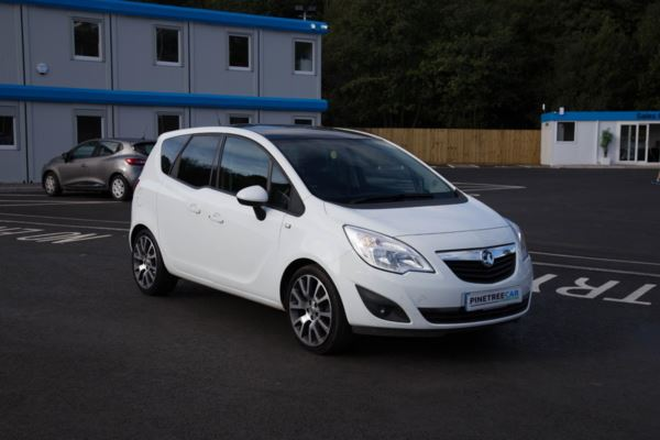 (2011) Vauxhall Meriva 1.4i 16V Exclusiv Limited Edition 5dr