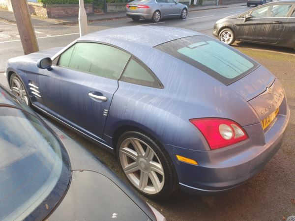 2004 (54) Chrysler Crossfire 3.2 V6 2dr Auto For Sale In Stockport, Greater Manchester