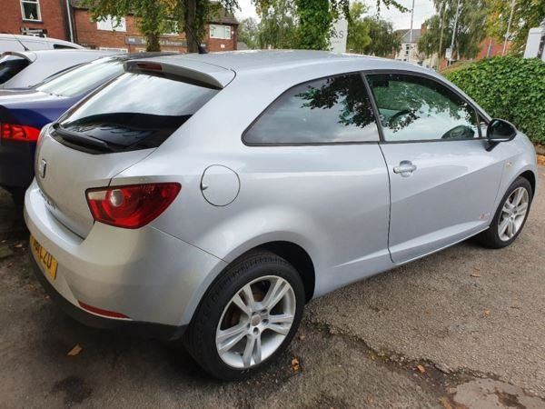 2011 (61) SEAT Ibiza 1.4 SE Copa 3dr For Sale In Stockport, Greater Manchester