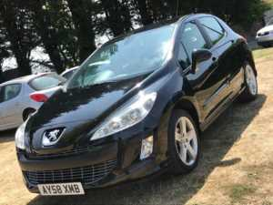 2008 (58) Peugeot 308 1.6 VTi Sport 5dr For Sale In Westbury, Wiltshire