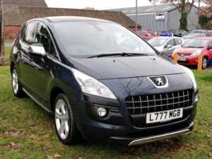 2013 L Peugeot 3008 2.0 HDi 163 Allure 5dr Auto 5 Doors Estate