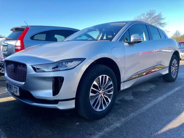 2018 (68) Jaguar I-Pace 90kWh SE SUV 5dr Electric Auto 4WD (400 ps) For Sale In Leicester, Leicestershire