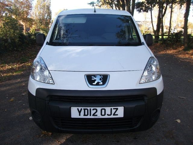 4cee6caa2b ... 2012 (12) Peugeot Partner 1.6 HDi S L1 850 4dr For Sale In Leicester ...