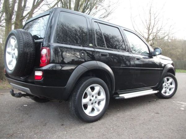 2004 (04) Land Rover Freelander 1.8 XEI STATION WAGON 5d 118 BHP 12 MONTHS MOT WARRANTY ICLUDED For Sale In Leicester, Leicestershire