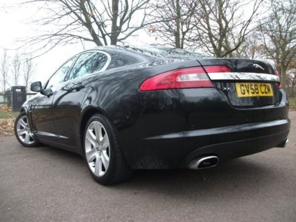 2009 (58) Jaguar XF 2.7 TD Premium Luxury 4dr Auto For Sale In Leicester, Leicestershire