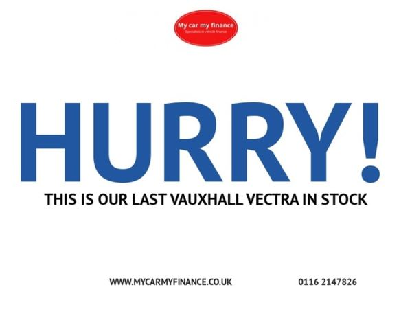 2008 (57) Vauxhall Vectra 1.8 VVT EXCLUSIV 5d 140 BHP 12 MON MOT For Sale In Leicester, Leicestershire