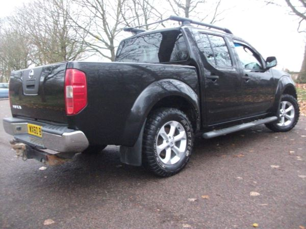 2010 (60) Nissan UNKNOWN NAVARA 2.5 DIESEL+LOW MILEAGE+AUTOMATIC+IMMACULATE For Sale In Leicester, Leicestershire
