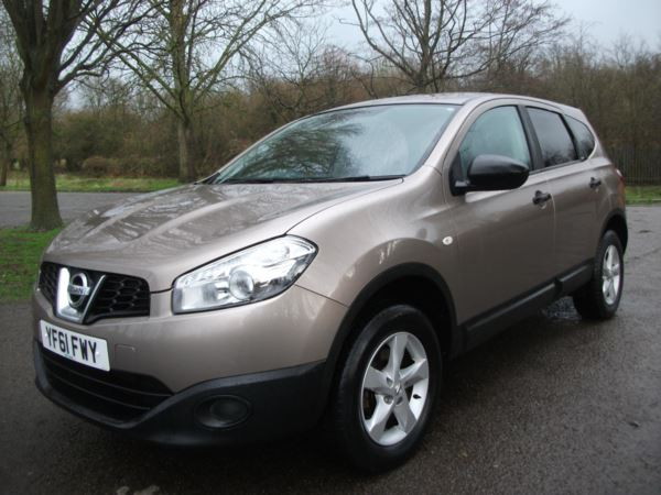 2011 (61) Nissan Qashqai+2 1.5 dCi [110] Visia 5dr FREE WARRANTY 7 SEATER LOW MILEAGE IMMACULATE For Sale In Leicester, Leicestershire