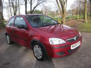 2006 06 Vauxhall Corsa 1.2i 16V Design [80] 3dr 3 Doors Hatchback
