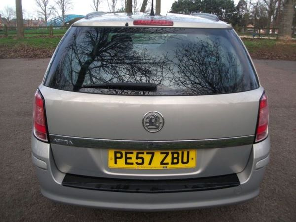 2007 (57) Vauxhall Astra 1.4 LIFE 5d 90 BHP For Sale In Leicester, Leicestershire