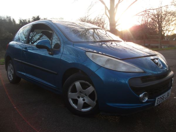 2006 (56) Peugeot 207 1.4 16V Sport 3dr For Sale In Leicester, Leicestershire