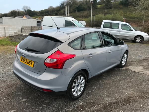 2013 (63) Ford Focus 1.6 TDCi Edge 5dr For Sale In Par, Cornwall