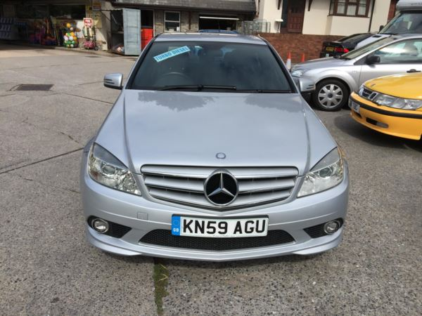 2009 (59) Mercedes-Benz C Class C220 CDI BlueEFFICIENCY Sport 4dr Auto For Sale In Harbertonford, Totnes