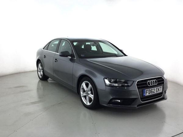 (2013) Audi A4 2.0 TDIe SE Technik 4dr £615 Of Extras - Satellite Navigation - Bluetooth Connection - £30 Tax