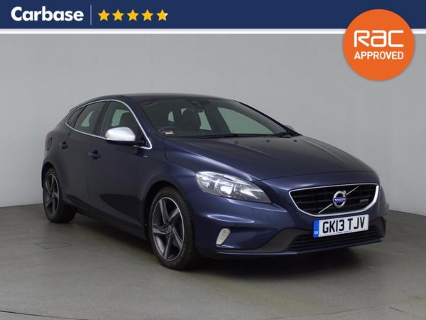(2013) Volvo V40 D2 R DESIGN 5dr Satellite Navigation - Bluetooth Connection - Zero Tax - DAB Radio