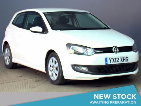 (2012) Volkswagen Polo 1.2 TDI Bluemotion 3dr Zero Tax - Aux MP3 Input - Cruise Control - 1 Owner