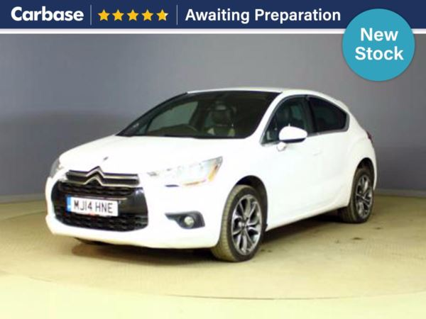 (2014) Citroen DS4 1.6 e-HDi 115 DStyle 5dr Bluetooth Connection - £30 Tax - Parking Sensors - DAB Radio - Aux MP3 Input