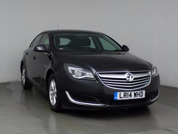 (2014) Vauxhall Insignia 2.0 CDTi [140] ecoFLEX Design 5dr [Start Stop] Bluetooth Connection - Zero Tax - DAB Radio - Aux MP3 Input - USB Connection