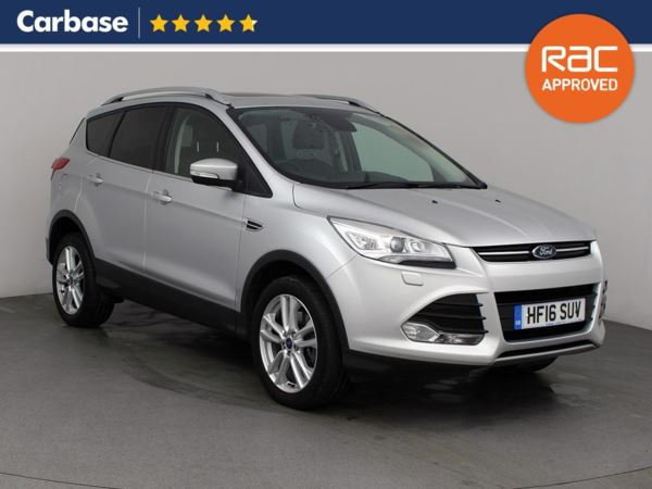 (2016) Ford Kuga 2.0 TDCi 150 Titanium X 5dr 2WD - SUV 5 Seats Panoramic Roof - Luxurious Leather - Bluetooth Connection - DAB Radio