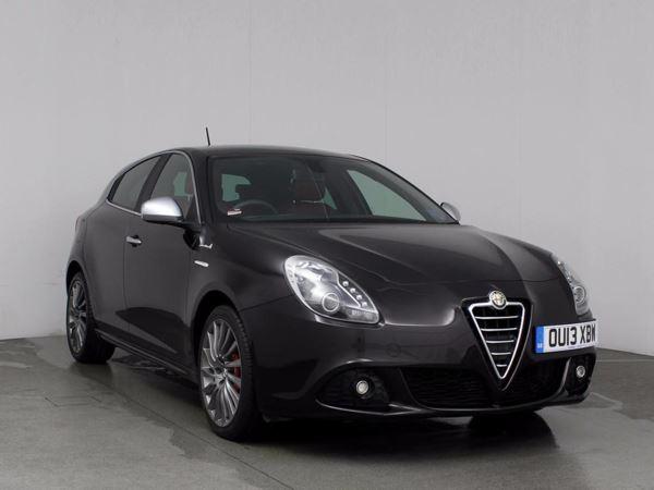 (2013) Alfa Romeo Giulietta 1.4 TB MultiAir Sportiva 5dr TCT £980 Of Extras - Bluetooth Connection - Parking Sensors - Aux MP3 Input