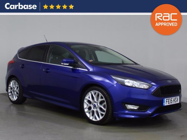 (2015) Ford Focus 1.5 EcoBoost Zetec S 5dr Bluetooth Connection - DAB Radio - USB Connection - Air Conditioning