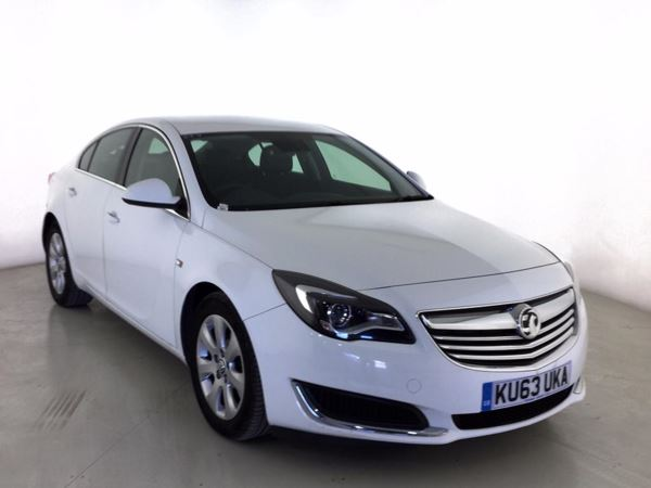 (2013) Vauxhall Insignia 2.0 CDTi [163] ecoFLEX Tech Line 5dr [Start Stop] Satellite Navigation - Bluetooth Connection - £30 Tax - DAB Radio - Aux MP3
