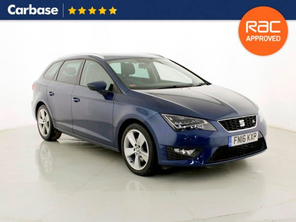 (2016) SEAT Leon 2.0 TDI 184 FR 5dr DSG [Technology Pack] Estate Panoramic Roof - Satellite Navigation - Bluetooth Connection - Parking Sensors - DAB Radio