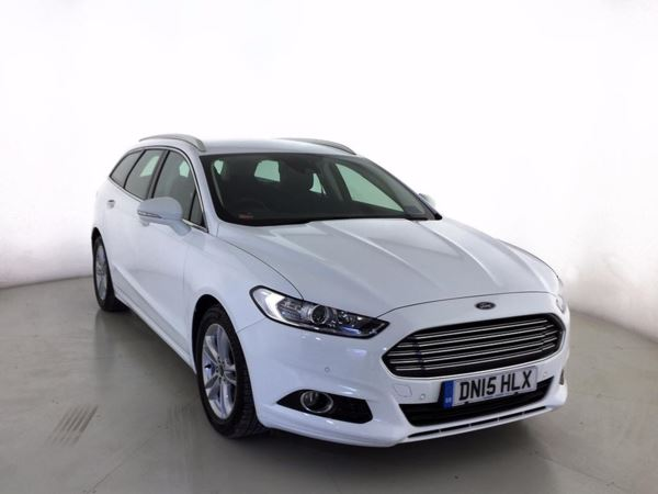 (2015) Ford Mondeo 1.5 EcoBoost Titanium 5dr Estate £1050 Of Extras - Satellite Navigation - Bluetooth Connection - Parking Sensors