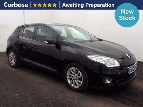 (2012) Renault Megane 1.5 dCi 110 Expression+ 5dr £780 Of Extras - Zero Tax - Aux MP3 Input - 6 Speed - Air Conditioning