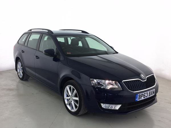 (2014) Skoda Octavia 1.6 TDI CR Elegance 5dr Satellite Navigation - Bluetooth Connection - Zero Tax - Parking Sensors