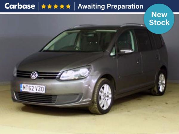 (2013) Volkswagen Touran 2.0 TDI BlueMotion Tech SE 5dr - MPV 7 Seats £1335 Of Extras - Bluetooth Connection - Parking Sensors - DAB Radio