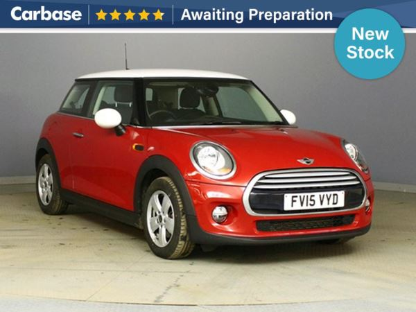 (2015) MINI HATCHBACK 1.5 Cooper 3dr £1625 Of Extras - Bluetooth Connection - DAB Radio - Aux MP3 Input - USB Connection - Rain Sensor