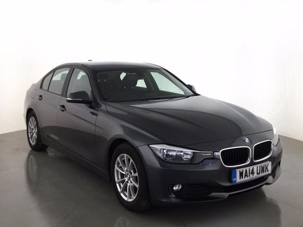 (2014) BMW 3 Series 320d EfficientDynamics Business 4dr £1710 Of Extras - Satellite Navigation - Bluetooth Connection - £20 Tax