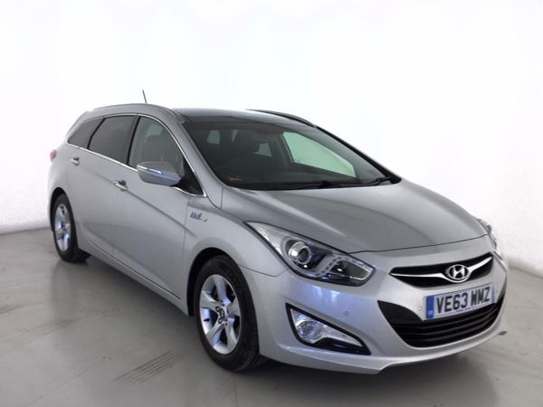 (2014) Hyundai i40 1.7 CRDi [136] Blue Drive Premium 5dr Panoramic Roof - Satellite Navigation - Bluetooth Connection - £30 Tax