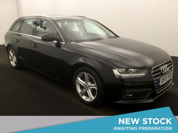 (2013) Audi A4 2.0 TDIe SE Technik 5dr Satellite Navigation - Luxurious Leather - Bluetooth Connection - £30 Tax