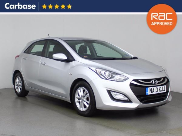 (2013) Hyundai i30 1.6 CRDi Blue Drive Active 5dr Bluetooth Connection - Zero Tax - Parking Sensors - USB Connection - Cruise