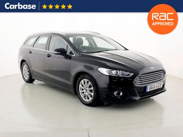 (2015) Ford Mondeo 1.6 TDCi ECOnetic Zetec 5dr Estate Bluetooth Connection - DAB Radio - Aux MP3 Input - USB Connection
