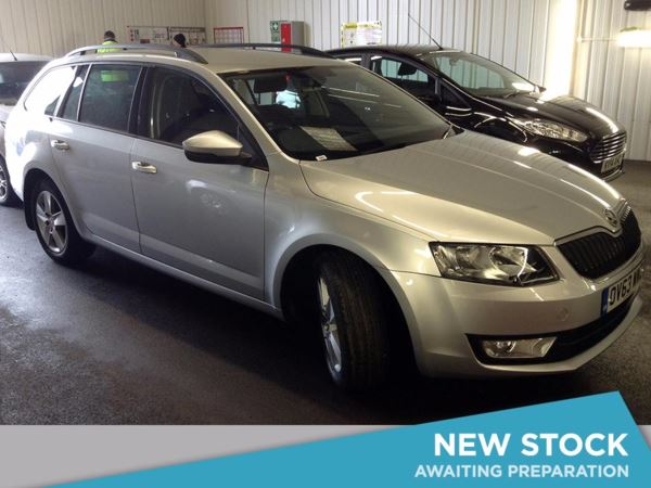 (2014) Skoda Octavia 1.6 TDI CR SE 5dr £825 Of Extras - Bluetooth Connection - Zero Tax - Parking Sensors