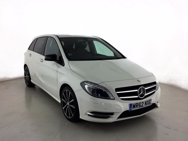 (2012) Mercedes-Benz B Class B200 CDI BlueEFFICIENCY Sport 5dr - MPV 5 SEATS £1790 Of Extras - Luxurious Leather - Bluetooth Connection - Parking Sensors