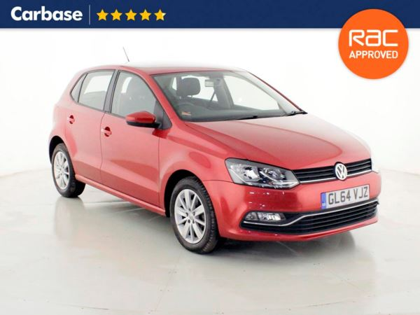 (2014) Volkswagen Polo 1.4 TDI SE 5dr Bluetooth Connection - DAB Radio - 1 Owner - Air Conditioning