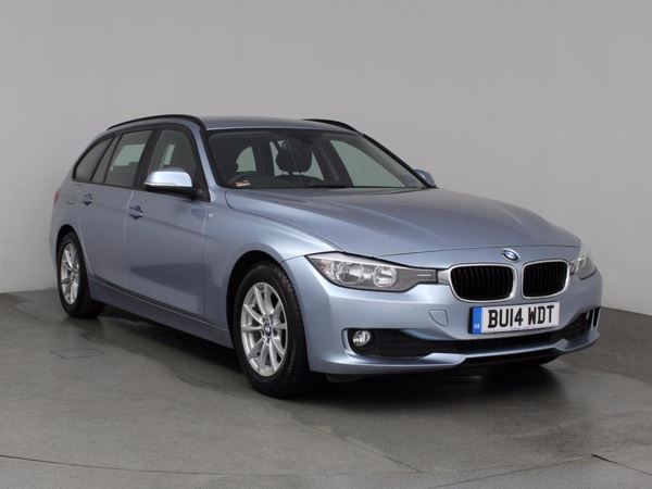 (2014) BMW 3 Series 320d EfficientDynamics Business 5dr £3335 Of Extras - Satellite Navigation - Luxurious Leather - Bluetooth Connectivity