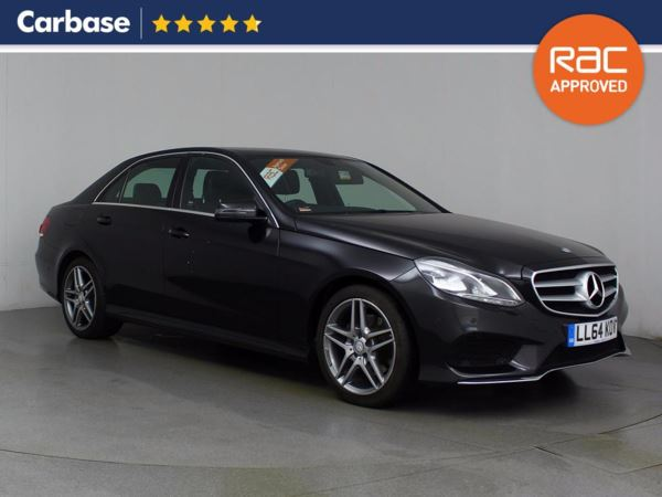 (2015) Mercedes-Benz E Class E250 CDI AMG Line Premium 4dr 7G-Tronic Satellite Navigation - Bluetooth Connection - Parking Sensors - DAB Radio