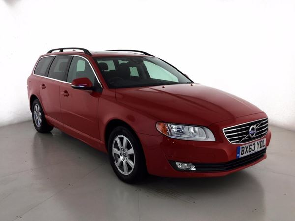 (2013) Volvo V70 D4 [163] Business Edition 5dr £1805 Of Extras - Satellite Navigation - Bluetooth Connection - £30 Tax