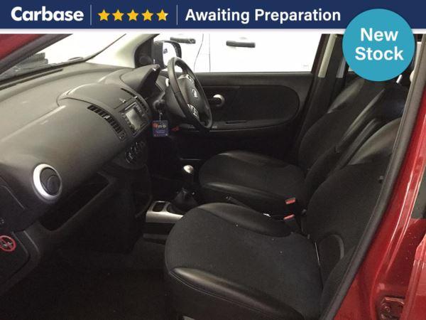 (2013) Nissan Note 1.5 [90] dCi N-Tec+ 5dr - Mini MPV 5 Seats Bluetooth Connection - £20 Tax - Parking Sensors - Aux MP3 Input