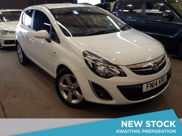 (2014) Vauxhall Corsa 1.2 ecoFLEX SXi 5dr [AC] [Start Stop] £710 Of Extras - £30 Tax - Aux MP3 Input - Cruise Control - Air Conditioning