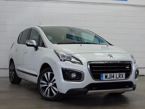 (2014) Peugeot 3008 2.0 e-HDi Hybrid4 Allure 5dr EGC £900 Of Extras - Panoramic Roof - Satellite Navigation - Bluetooth Connection
