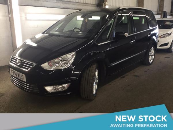 (2014) Ford Galaxy 2.0 TDCi 140 Titanium 5dr- MPV 7 Seats £820 Of Extras - Bluetooth Connection - Parking Sensors - DAB Radio