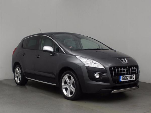 (2012) Peugeot 3008 2.0 HDi 163 Allure 5dr Auto - MPV 5 Seats Panoramic Roof - Bluetooth Connection - Parking Sensors - Aux MP3 Input