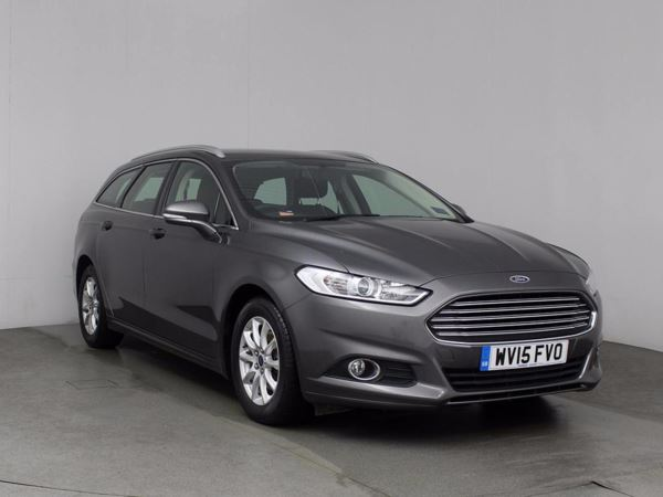 (2015) Ford Mondeo 2.0 TDCi Zetec 5dr Powershift Bluetooth Connection - DAB Radio - Aux MP3 Input - USB Connection - Cruise