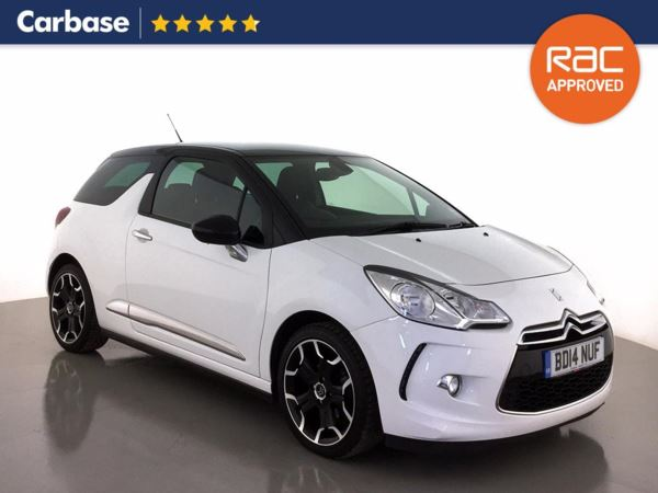 (2014) Citroen DS3 1.6 e-HDi Airdream DStyle Plus 3dr £980 Of Extras - Bluetooth Connection - Zero Tax - Parking Sensors